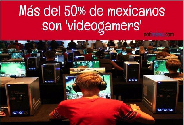 Los videojuegos en México