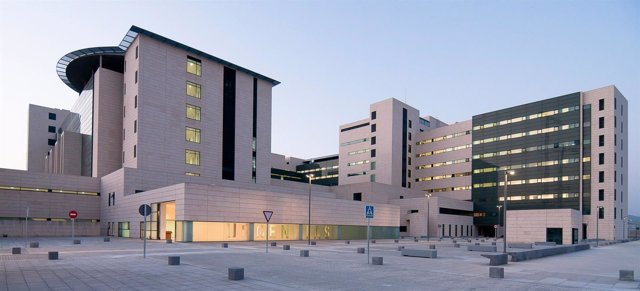 Hospital San Cecilio, en el PTS