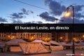 TORMENTA TROPICAL LESLIE | DIRECTO: MAS DE 1.100 LLAMADAS POR INCIDENTES RELACIONADOS CON LA LLUVIA EN CATALUNA