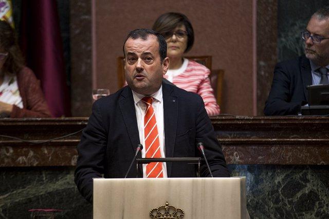 El diputado del Partido Popular en la Región de Murcia, Javier Iniesta