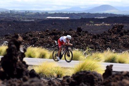 Gómez Noya concluye undécimo en el Ironman de Hawái