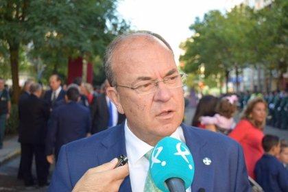 """Monago llama a una movilización """"masiva"""" en Madrid por un tren digno para Extremadura"""