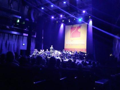 La OSRM participa en el Festival Internacional de Guitarra de Upsala