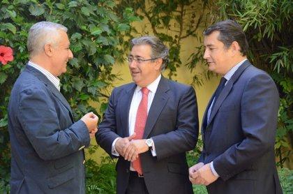 Los escaños de Arenas y Antonio Sanz, pendientes de las próximas andaluzas al ser senadores de designación autonómica