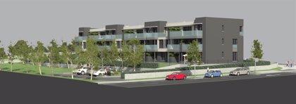 Concedida licencia para construir un edificio de 21 viviendas en Cueto