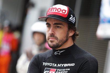"""Alonso: """"No éramos los más rápidos y aún así perdimos la carrera por mala suerte"""""""