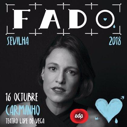 Carminho cuelga el cartel de no hay billetes en la primera cita del IV Festival de Fado del Lope de Sevilla