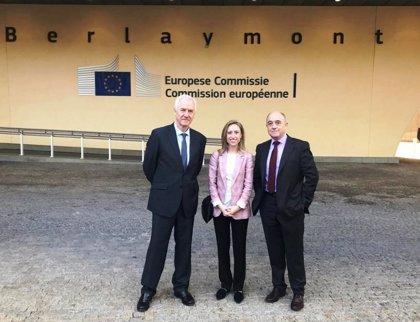 C-LM defiende ante la UE que la inversión de los fondos europeos no compute como déficit