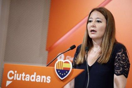 """Sierra (Cs): """"No puede ser que los presupuestos dependan del chantaje de los separatistas"""""""