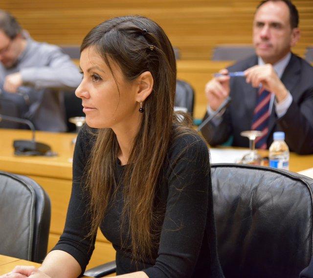 Elisa Díaz en imagen de archivo