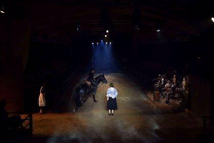El Teatro Palacio Valdés acoge el próximo domingo la tragedia lorquiana 'Bodas de Sangre'