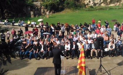 Torra acusa a los poderes del Estado de mantener vínculos con la dictadura franquista