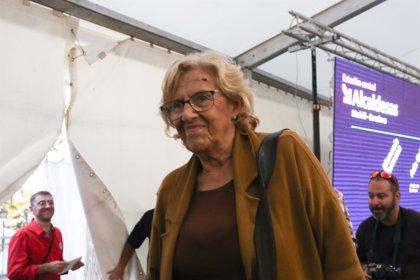 "Carmena lamenta la muerte del pintor Eduardo Arroyo, ""un artista de enorme talento"""