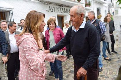 La Junta sumará más de 15.000 plazas para dependencia en centros y residencias en Andalucía