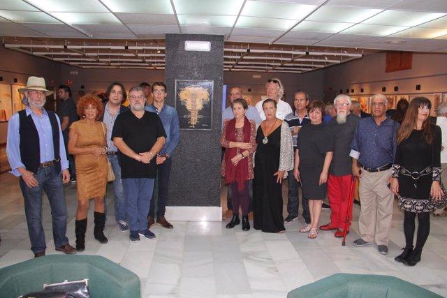 Un total de 15 artistas de 6 países participan en la 'Meeting Art Almuñécar'