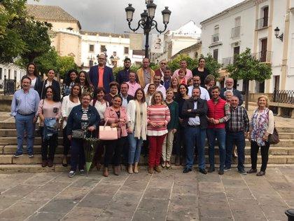"""PSOE-A destaca la """"labor importante"""" de las mujeres en las zonas rurales y la Ley de Igualdad de Andalucía"""