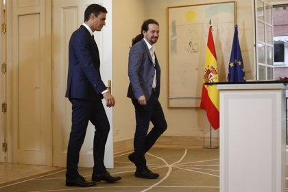 """Pablo Iglesias dice que le """"hubiera gustado conseguir más"""" en el acuerdo con Sánchez para los Presupuestos"""