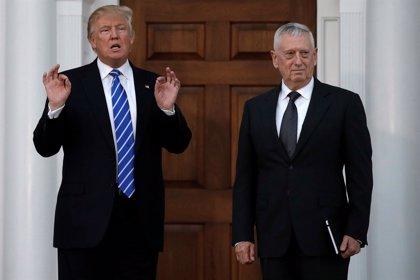 Trump no ve seguro que su secretario de Defensa vaya a continuar en el cargo