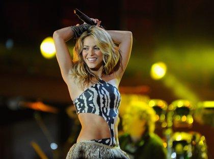 Shakira y su insólita reacción al subirse un fan al escenario en México