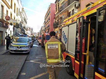 Hallada muerta con signos de asfixia una pareja de turistas franceses en un hotel de Sevilla
