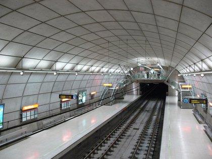 Suspendido durante una hora el servicio de Metro Bilbao entre Indautxu y Abando por un arrollamiento mortal