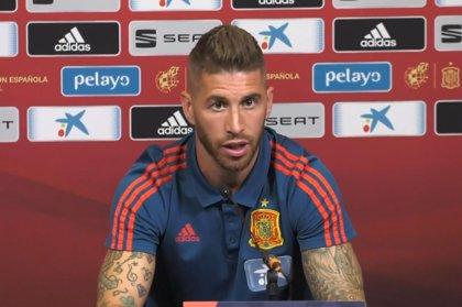 """Ramos: """"Hay que seguir acumulando victorias para posicionarnos donde queremos todos"""""""