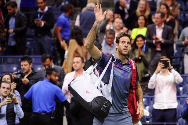 Juan Martín del Potro US Open