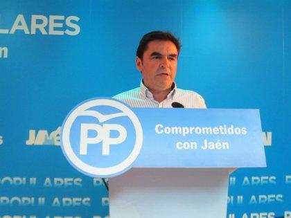 El alcalde de Porcuna (Jaén) concurrirá a las elecciones municipales como cabeza de lista de Cs tras dejar el PP