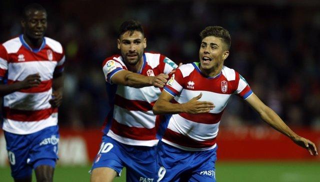 El Granada supera al Mallorca con gol de Pozo