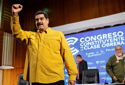 La UE discute este lunes cómo contribuir a relanzar el diálogo entre Maduro y la oposición venezolana