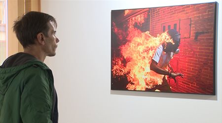 La exposición World Press Photo llega un año más a Madrid