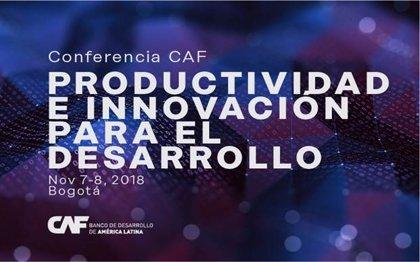 La productividad y la innovación serán los ejes de la Conferencia CAF en Colombia
