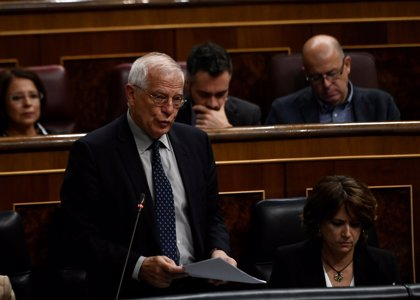 El canciller español pide que UE facilite el diálogo en Venezuela pero niega que sea a cambio de levantar las sanciones