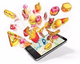 Publicidad de alimentos poco saludables en Internet
