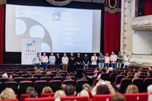 El Teatro Cervantes volverá a acoger las proyecciones previas a Fical.
