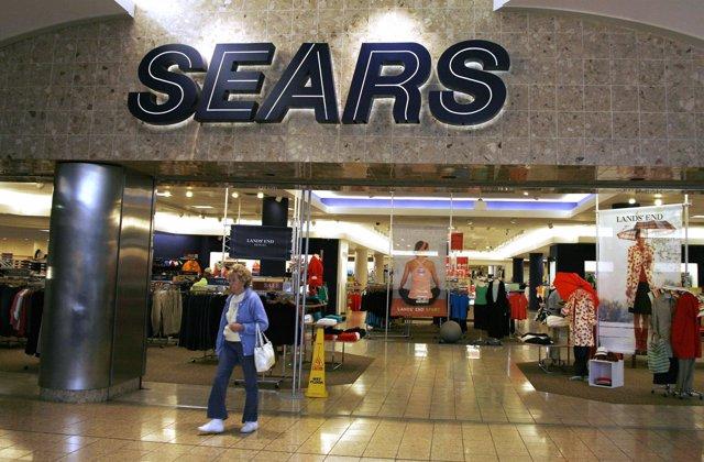 Sears store in Denver