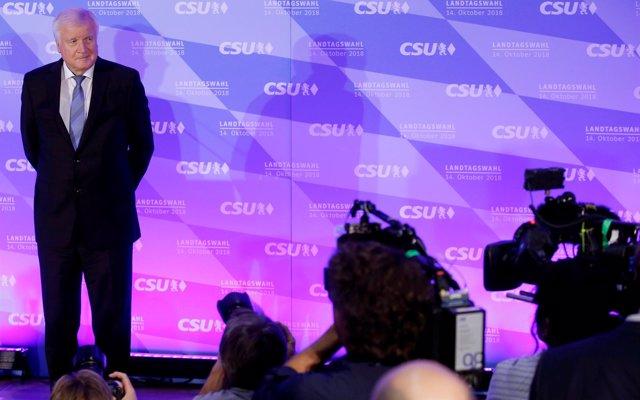 La CSU gana las regionales de Baviera con el 37,2% de los votos pero pierde la mayoría absoluta