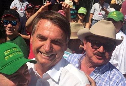 Bolsonaro asegura que si gana las elecciones vetará cualquier intento de legalizar el aborto