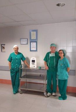 Nuevo sistema en detección de ganglio cáncer de mama