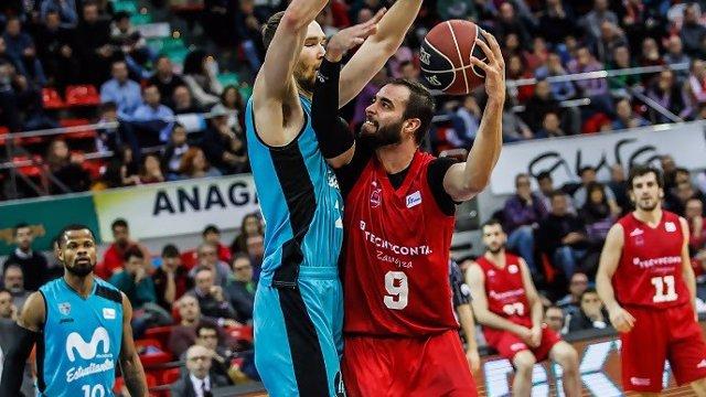 Nikola Dragovic, 'Jugador de la Jornada' 15 de  la Liga Endesa