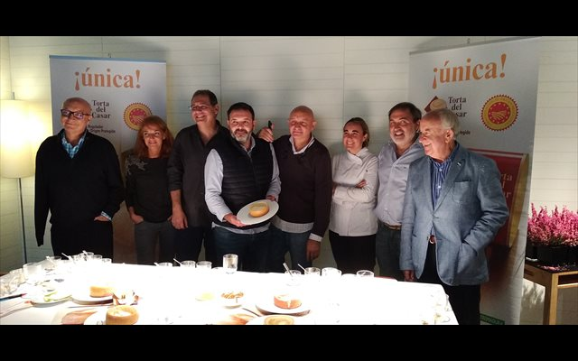 COMUNICADO: La quesería 'Quesos del Casar SL', ganadora de la XVIII Cata-Concurso Torta del Casar