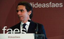La FAES d'Aznar denuncia la