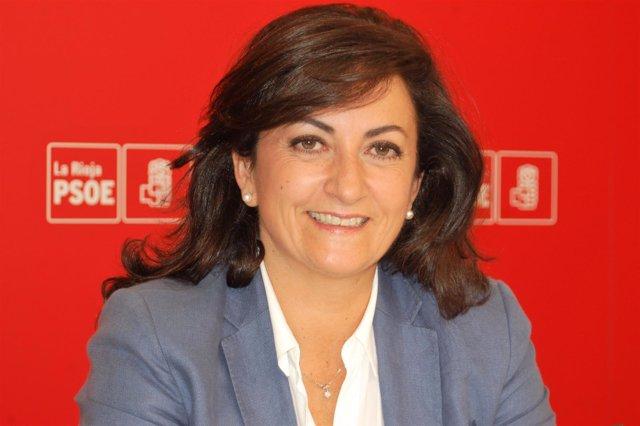 La portavoz del GPS, Concha Andreu