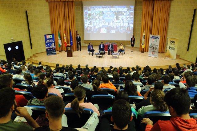 Jornadas de Turismo Deportivo en la UPO