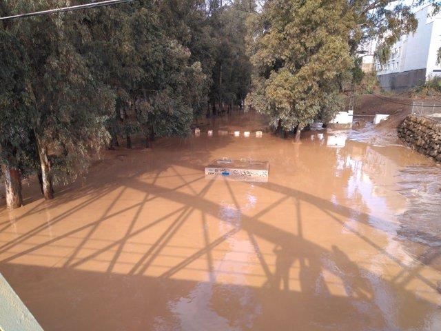 Lluvia, arrastre, temporal, agua, precipitaciones