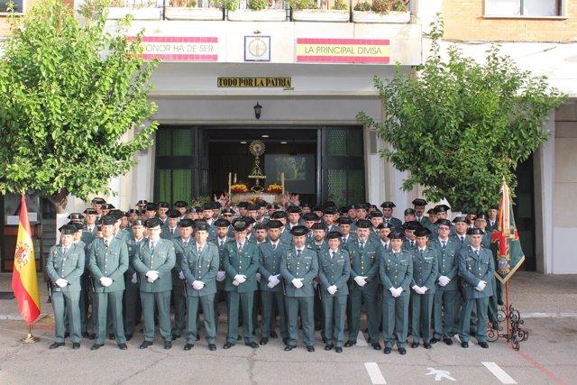 Nuevos agentes en Sevilla