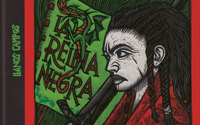 COMUNICADO: La fuerza femenina y el poder de la verdad protagonizan 'La Reina Negra', la última novela de Llanos Campos