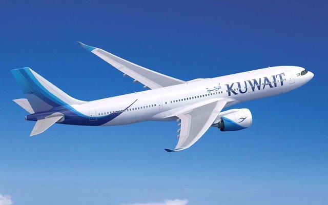 Kuwait Airways pide ocho aviones A330-800