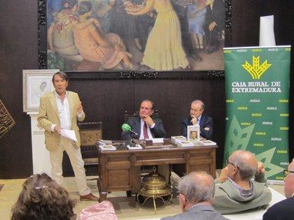 """Feliciano Correa muestra en un libro editado por Caja Rural de Extremadura la """"humanidad"""" del pintor Jaime de Jaraíz"""