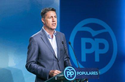 El plazo de presentación de avales para optar a presidir el PP catalán termina este martes
